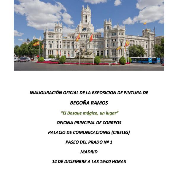 Inauguración Exposición Palacio Comunicaciones