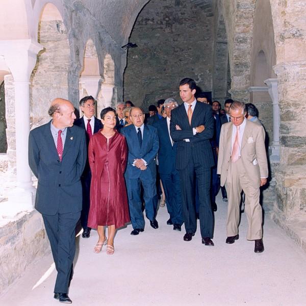 1999 · Monasterio Sant Pere de Roda